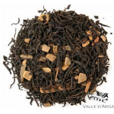 Chá preto e Canela